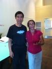 MAster Li and Me- Pic