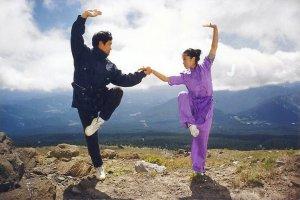 Master Li and his daughter